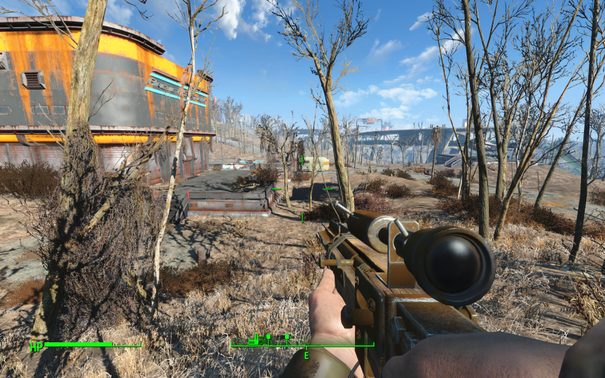 fallout 4 how to create a hud preset